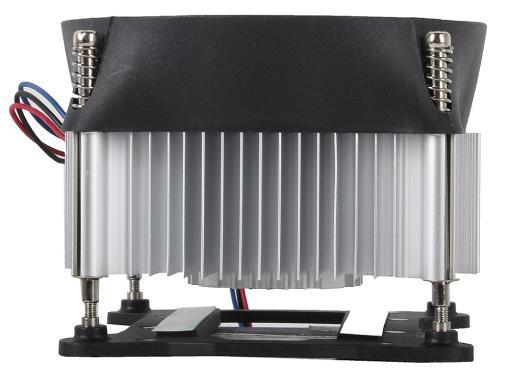 Кулер для процессора Deep Cool THETA 20 s1150/1155/1156 алюминий