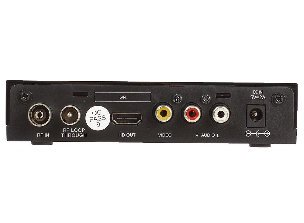 Цифровой телевизионный DVB-T2 ресивер Gmini MagicBox MT2-145