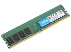 Память DDR4 8Gb (pc-19200) 2400MHz Crucial Single Rank x8 CT8G4DFS824A