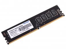 Память DDR4 16Gb (pc-19200) 2400MHz Patriot PSD416G24002