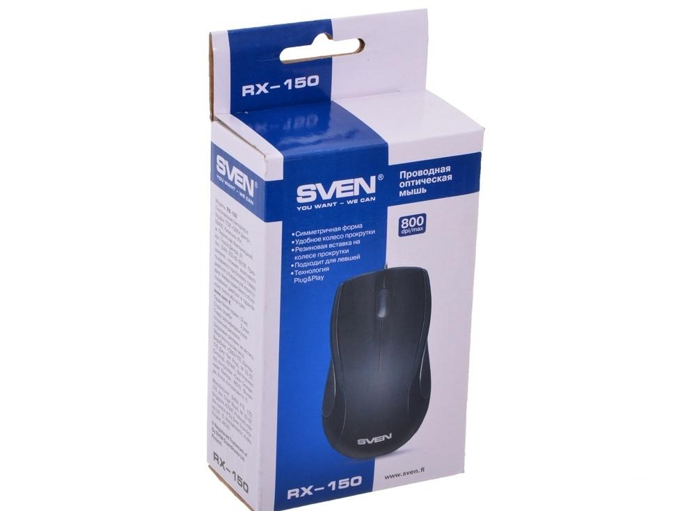 Мышь Sven  RX-150 USB
