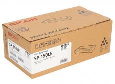 Принт-картридж Ricoh SP 150LE для SP150/SP150SU. Черный. 700 страниц.