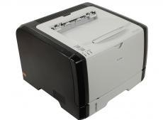 принтер ricoh sp 311dnw (лазерный, 28 стр/мин, 1200х600dpi, duplex, lan, wifi, usb, а4)