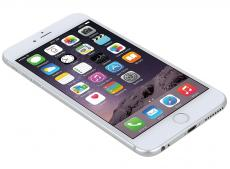 смартфон apple iphone 6 plus 64gb silver (mgaj2ru/a) 5.5